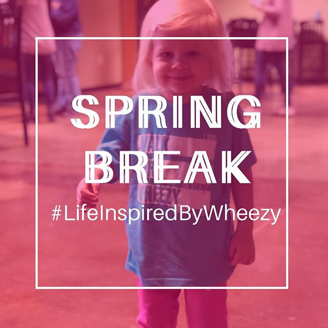 ☀️HAPPY SPRING BREAK☀️ Tag us in your Spring Break adventures in your #W4W swag! Tell us where you are and we will #repost your picture to share with the #WalkForWheezy world!! #LifeInspiredByWheezy 💓