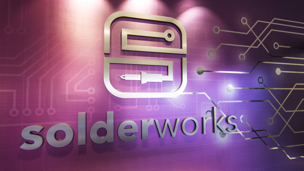 SolderWorks Fuses Co-Working and Co-Making -