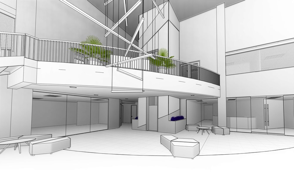 Level 1 - Lobby Overall Hidden Line.jpg