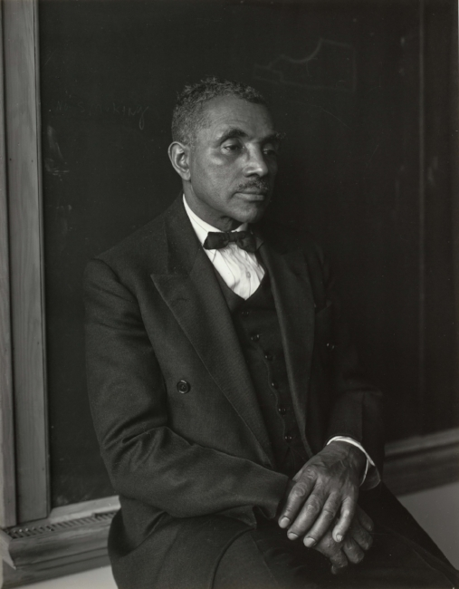 """Mr. Brown Jones,"" Athens Georgia,"" 1941, gelatin silver print. (Edward Weston / Huntington Library, Art Collections and Botanical Gardens / Center for Creative Photography, Arizona Board of Regents)"