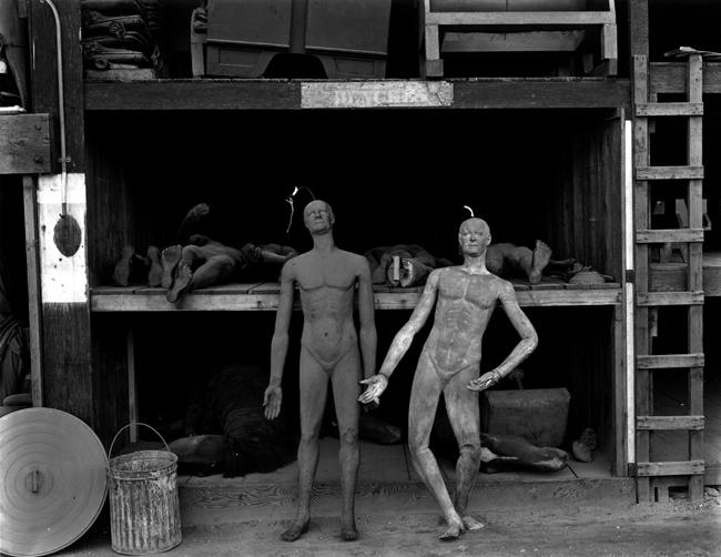 """""""LA-MGM-17G MGM Studios"""" by Edward Weston"""