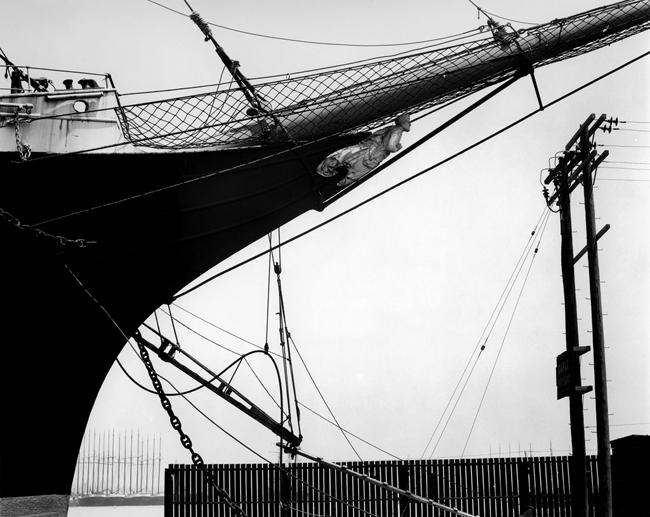 """10M San Francisco"" by Edward Weston"