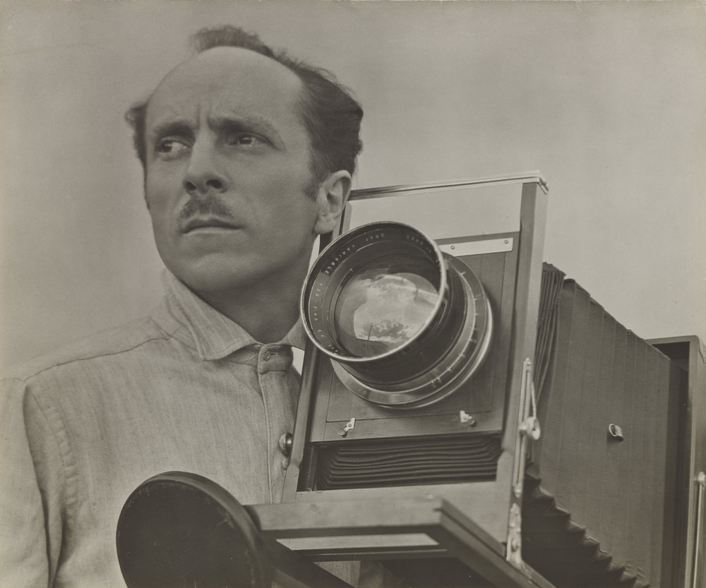 Edward Weston by Tina Modotti