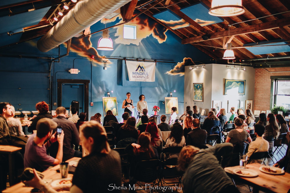 The Wedge at Foundation has a 1500 square foot private event room dedicated to community, art and entertainment. Please contact us at  events@wedgebrewing.com  if you would like to host your event with us.