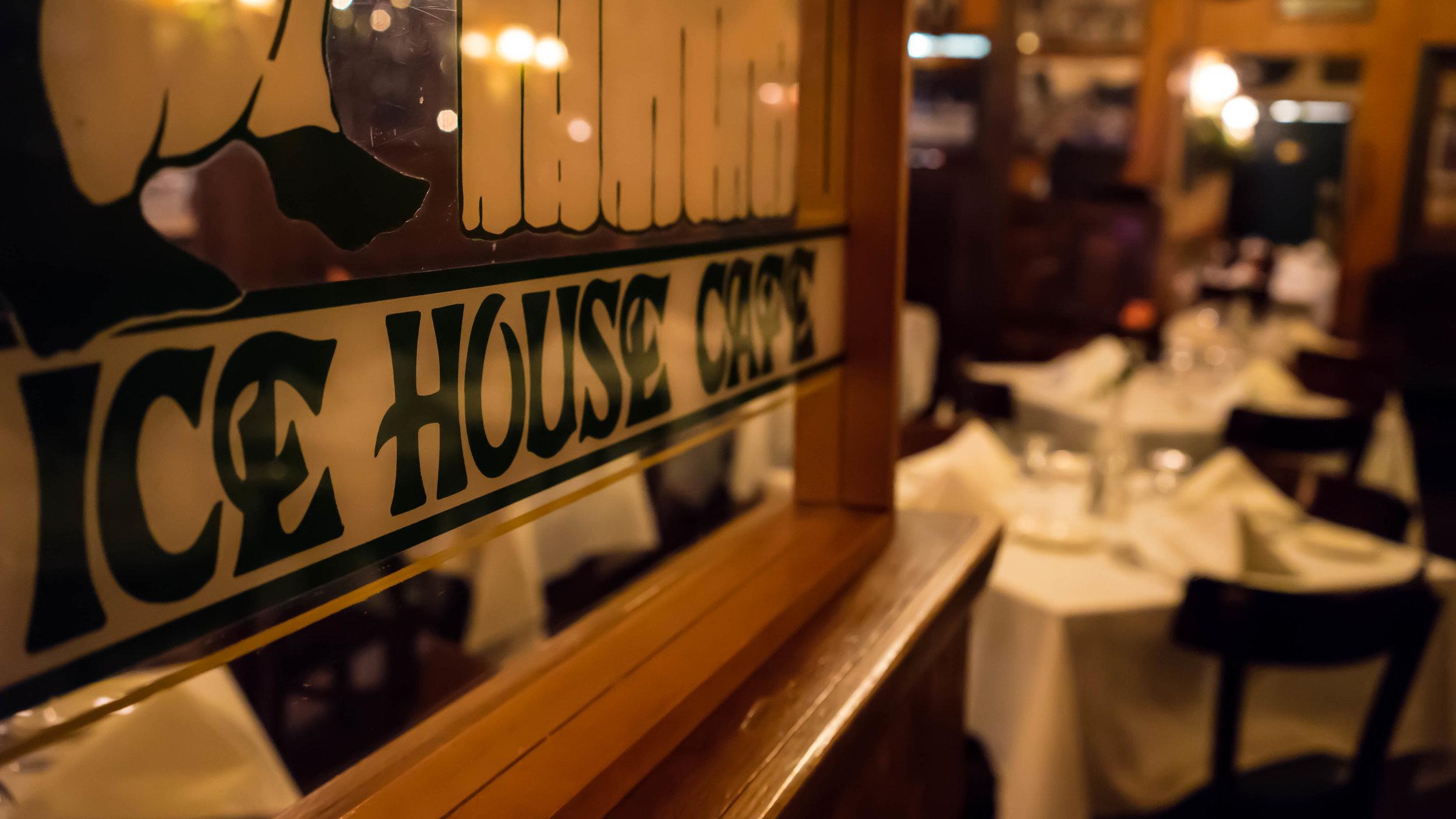 Gallery The Ice House Café