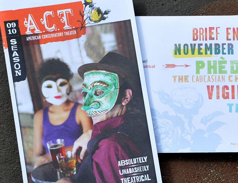 Season Campaign | American Conservatory Theater