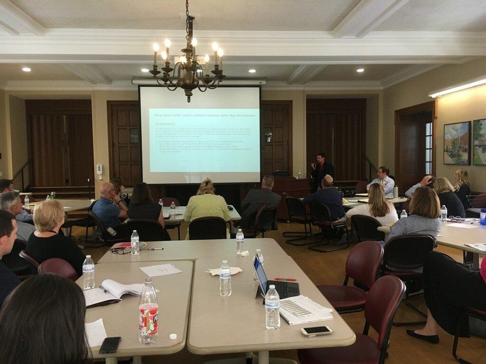 MRPC September Stakeholder Meeting