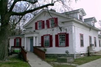 Michigan's Historic Governor's House