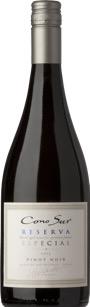 WritCono Sur Reserva Especial Pinot Noire