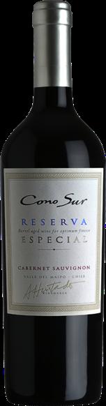 Cono Sur Reserva Especial Cabernet Sauvignon