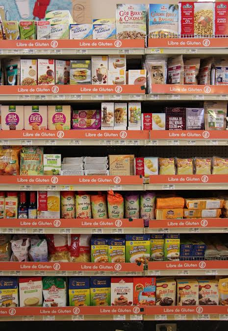 Crecimiento en ventas se da a partir del 2013.    A  uto Mercado actualmente comercializa 350 productos de esta categoría.    Estimaciones a nivel mundial indican que una persona de cada 100 es celiaca.