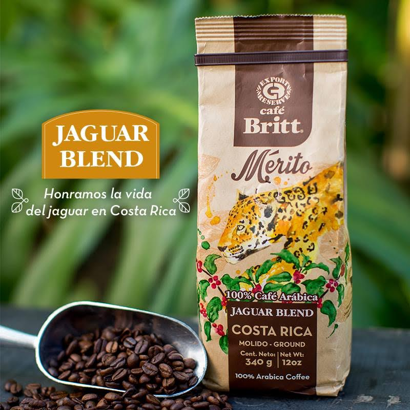 - Britt lanza edición especial de café inspirado en el jaguar.   - Nuevo equipo técnico respaldará investigación sobre le monitoreo de esta especie.