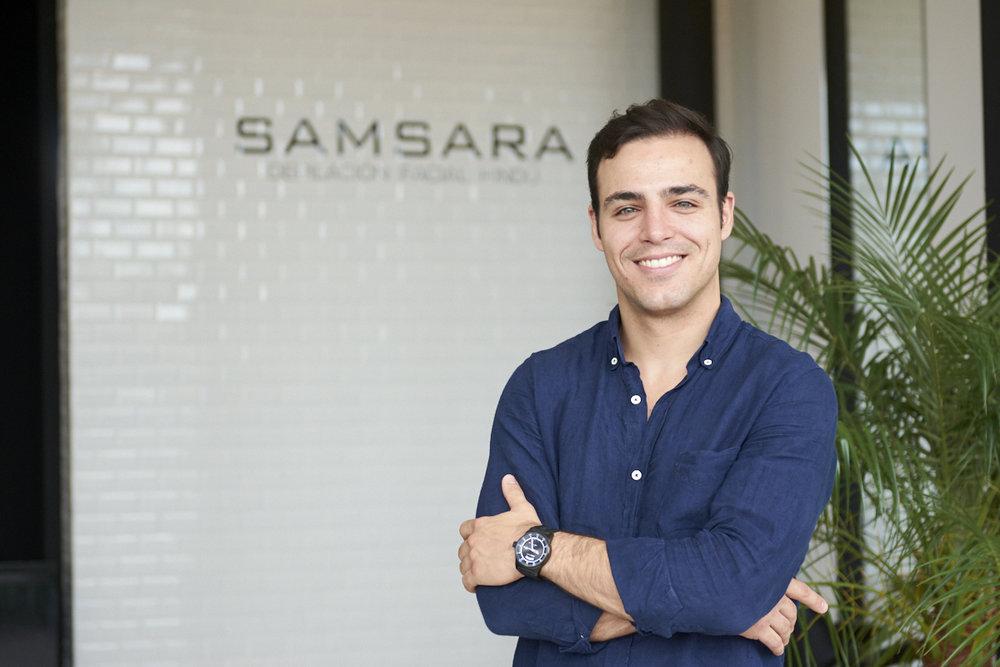 David Ruiz, propietario Samsara.jpg