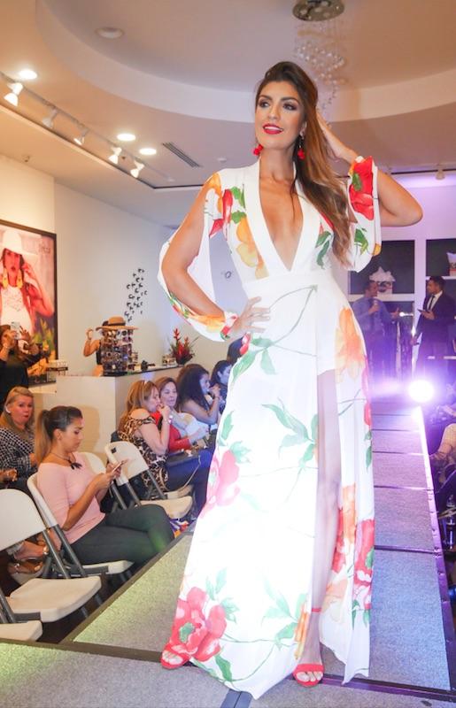 Modelo Sharon Segura