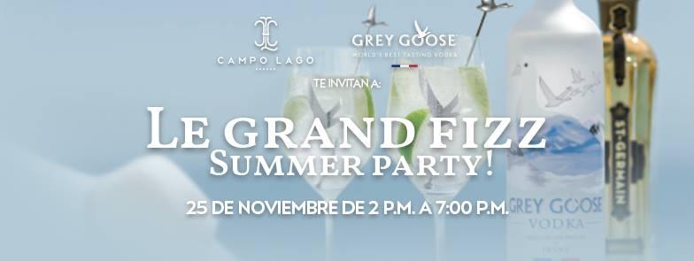Campo Lago y Grey Groose le dan la bienvenida oficial al verano
