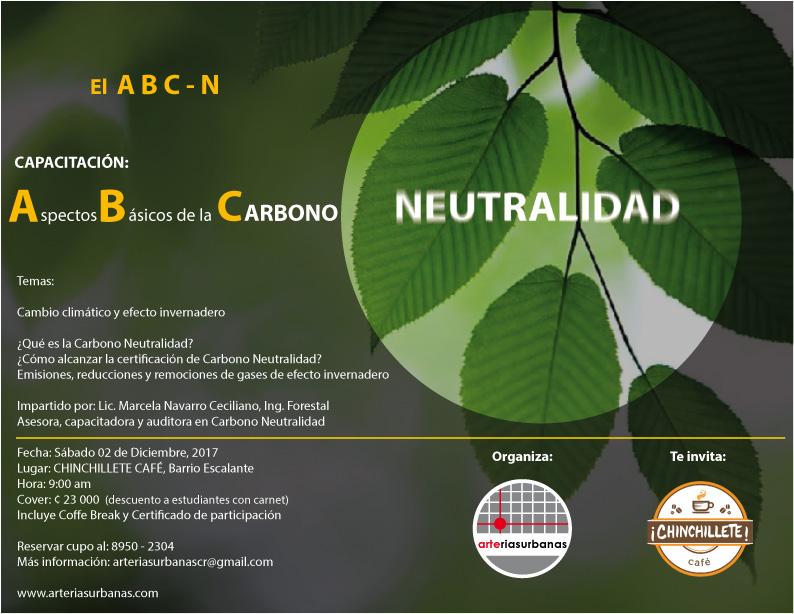 El cupo es limitado y se debe reservar al teléfono 8950-2304 con la Ing. Marcela Navarro, o al correo electrónico: arteriasurbanascr@gmail.com