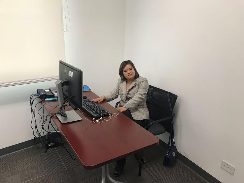 Ariana Margot Hidalgo Fonsec trabaja en el BID