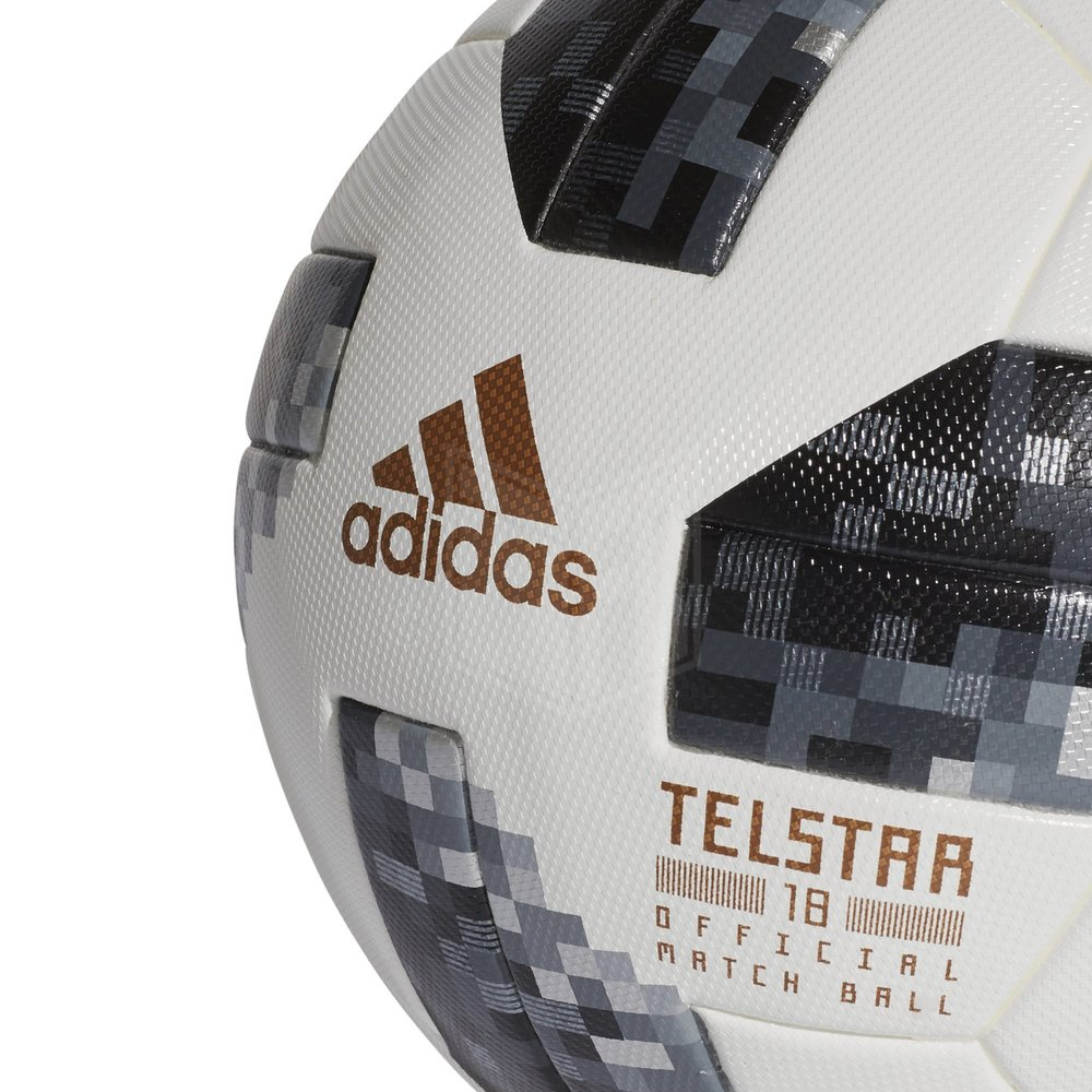 Vive la experiencia del balón Telstar 18 2efbf80631c73