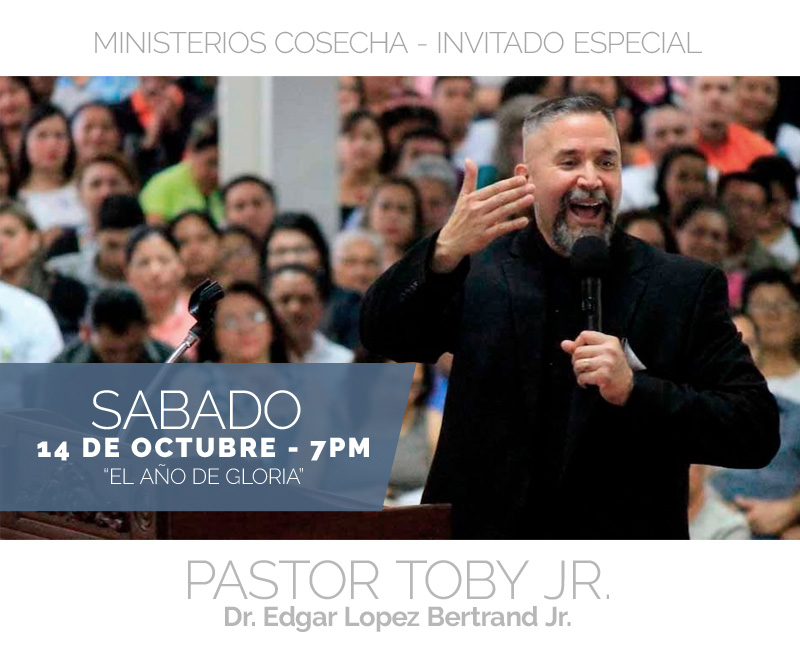 Pastor Toby Jr.