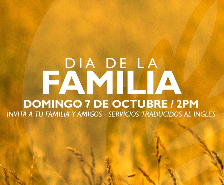Cosecha - Dia de la Familia