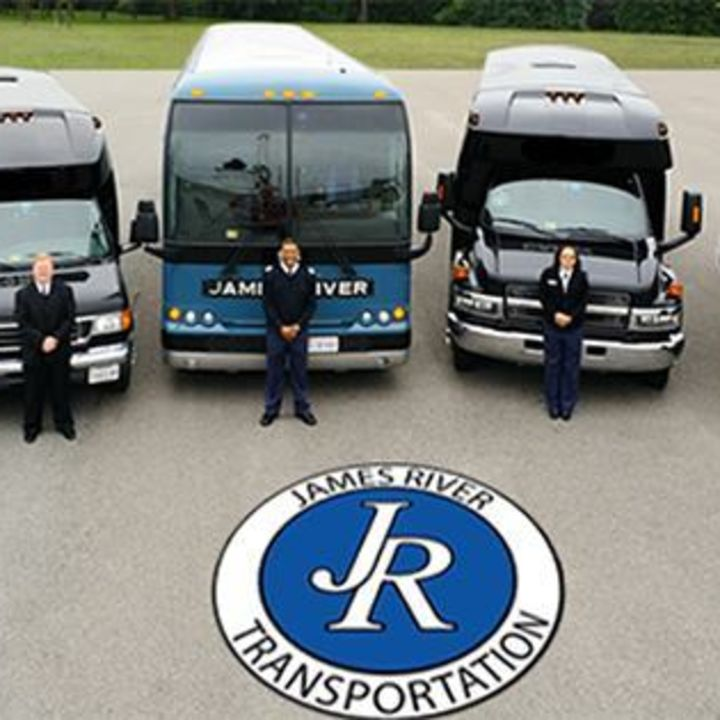 James River Transportation jamesrivertrans.com Full-Service Wedding Transportation