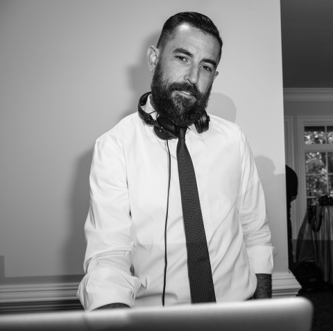DJ Joe Davenport   $ 250  per hour (plus travel fee for anywhere 30 to 90 miles outside of Richmond.)  19 years experience djing, 11 years doing weddings. PA system, wired + wireless mic  additional equipment available for a fee.