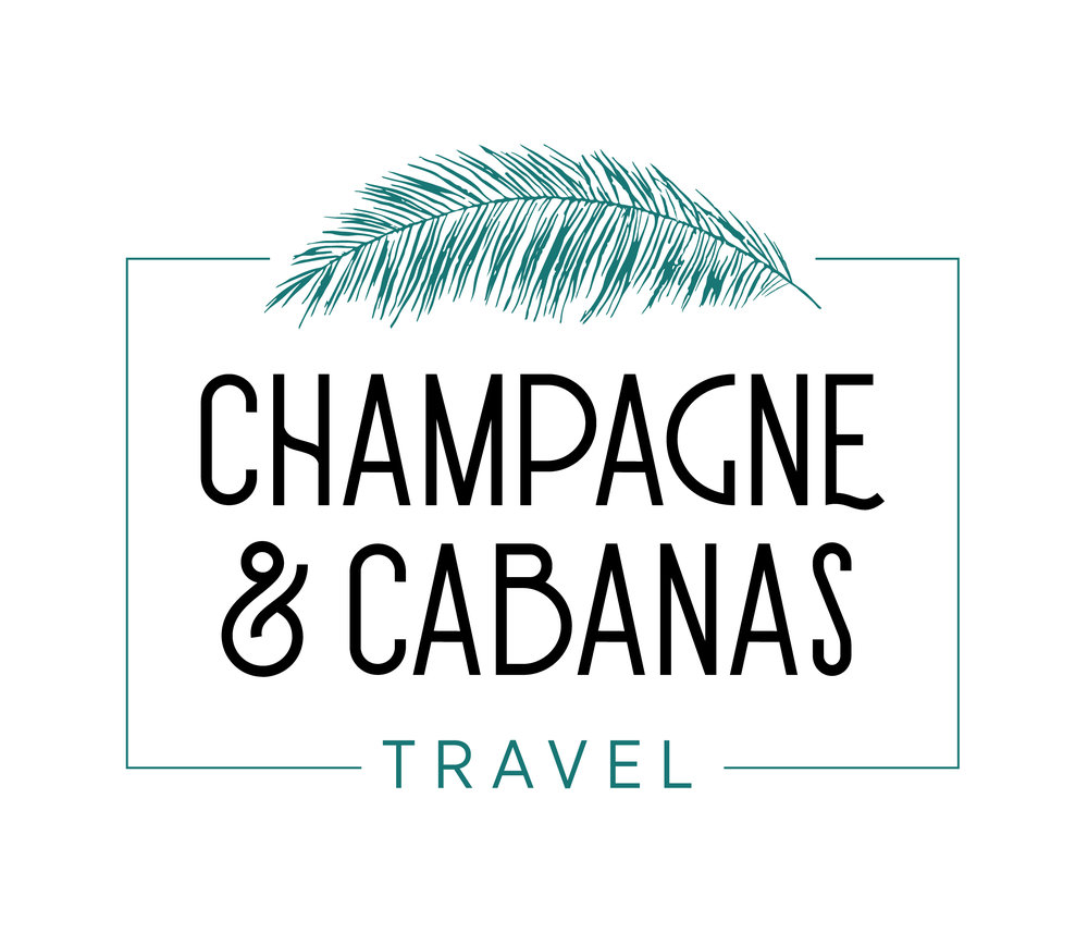 Champagne & Cabanas Travel   Specializing in the Caribbean, Mexico and Central America, C&C Travel provides custom vacation planning for bachelor and bachelorette parties, honeymoons and destination weddings.  Hive Clients receive 10% off travel planning services   champagneandcabanas.com