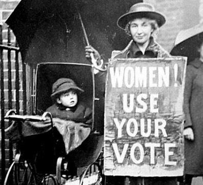 women! let us remember that voting is a right we fought for. a right that we didn't always have. use your voice and VOTE today (if you haven't already) 👊🏼 #useyourvoteuseyourvoice #feminismisnotabadword #midtermsmatter