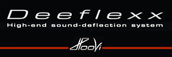 Logo combination on black Deeflexx HooVi orange line SHARP 350 x 116 pxl.jpg
