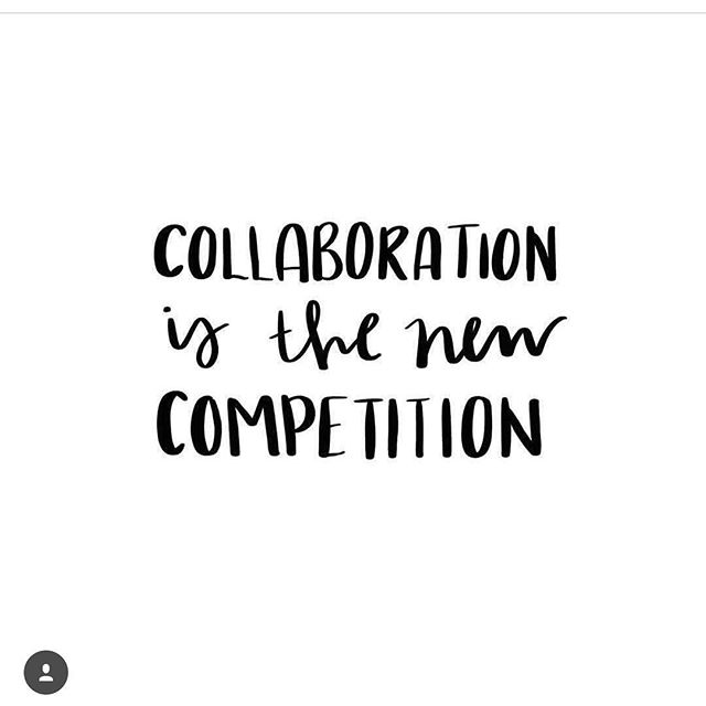 Who else agrees?? 🙌🏼 #communityovercompetition . . . Lettering @nataliefranke @risingtidesociety