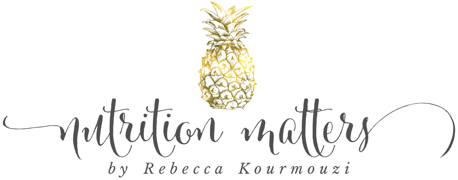 NutritionMatters by Rebecca Kourmouzi