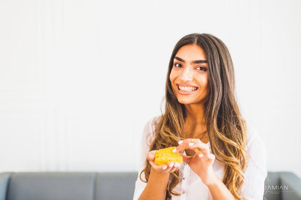 Ρεβέκκα Κουρμουζή Κλινική Διαιτολόγος Διατροφολόγος Λευκωσία Κύπρος