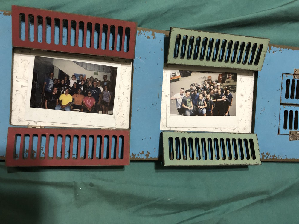 Néstor built a special frame for his Print the Love photos.jpeg