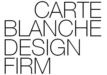 CARTE BLANCHE DESIGN FORM HOME