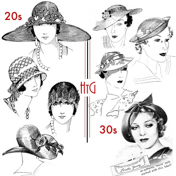 1920s vs 1930s, for comparison