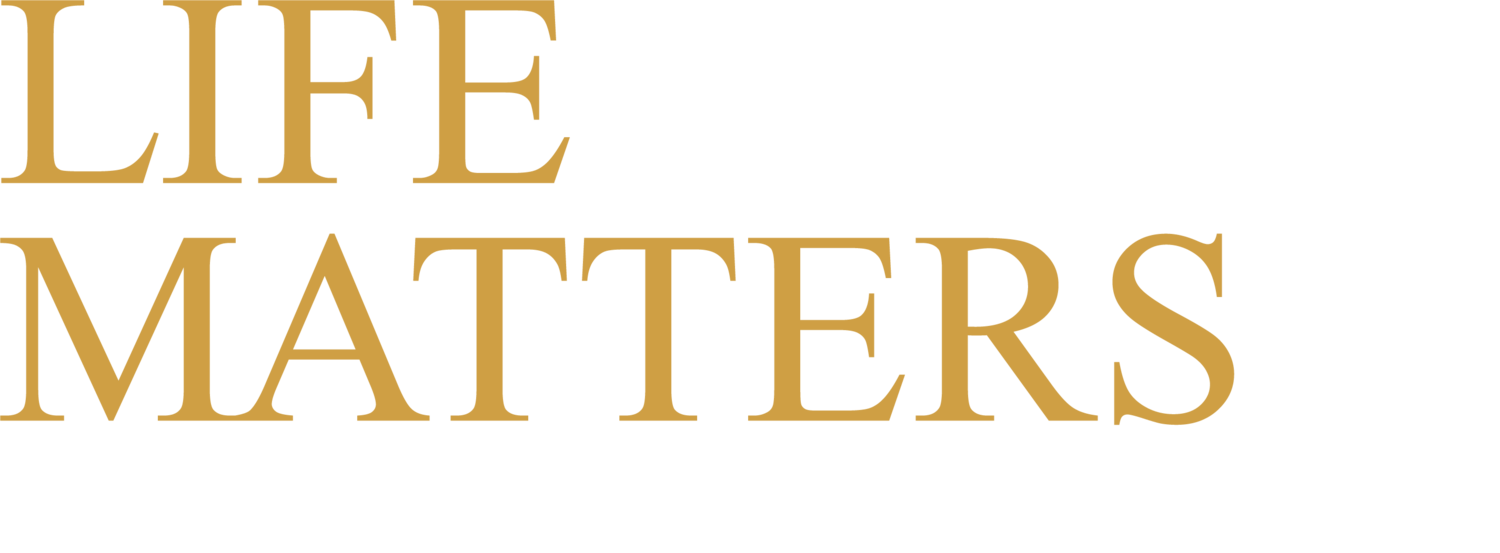 Life Matters with Brian Johnston