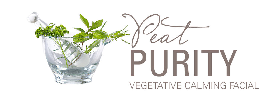 Peat Purity Vegetative Calming Facial
