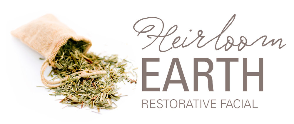 Heirloom Earth Restorative Facial