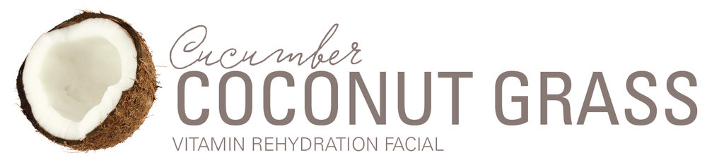 Cucumber Coconut Grass Vitamin Rehydration Facial
