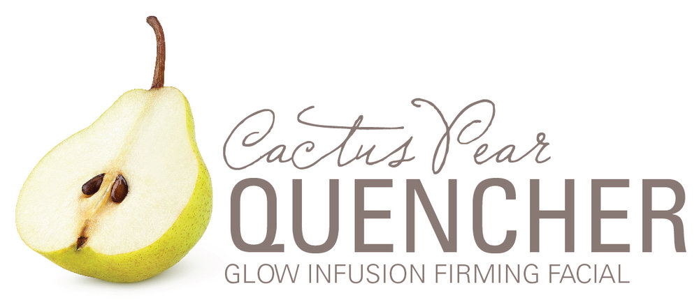 Cactus Pear Quencher –Glow Infusion Firming Facial