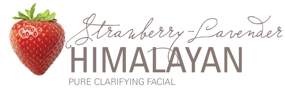 Strawberry-Lavender Himalayan Pure Clarifying Facial