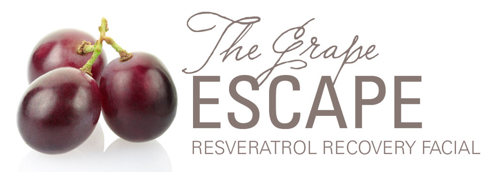 The Grape Escape Resveratrol Recovery Facial