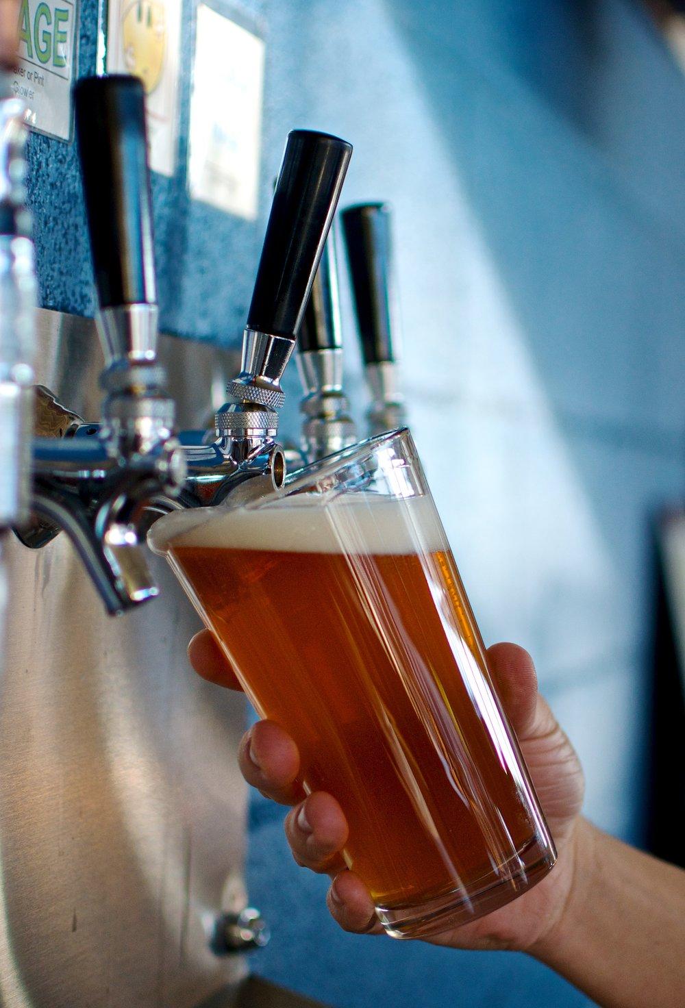 Drink Us - We've hand crafted some of the finest beers around. Come see what we have to offer.
