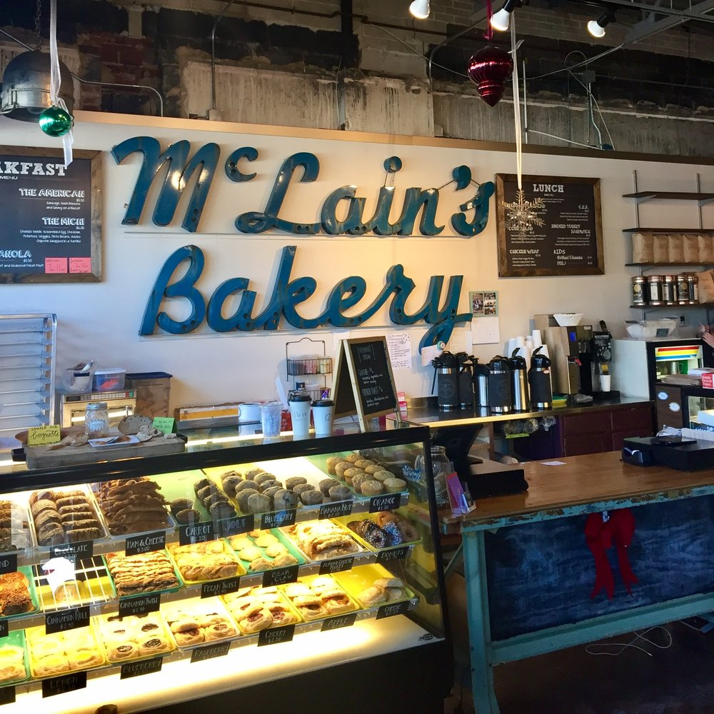 McLain's Bakery in Waldo, KC. Simply the best .