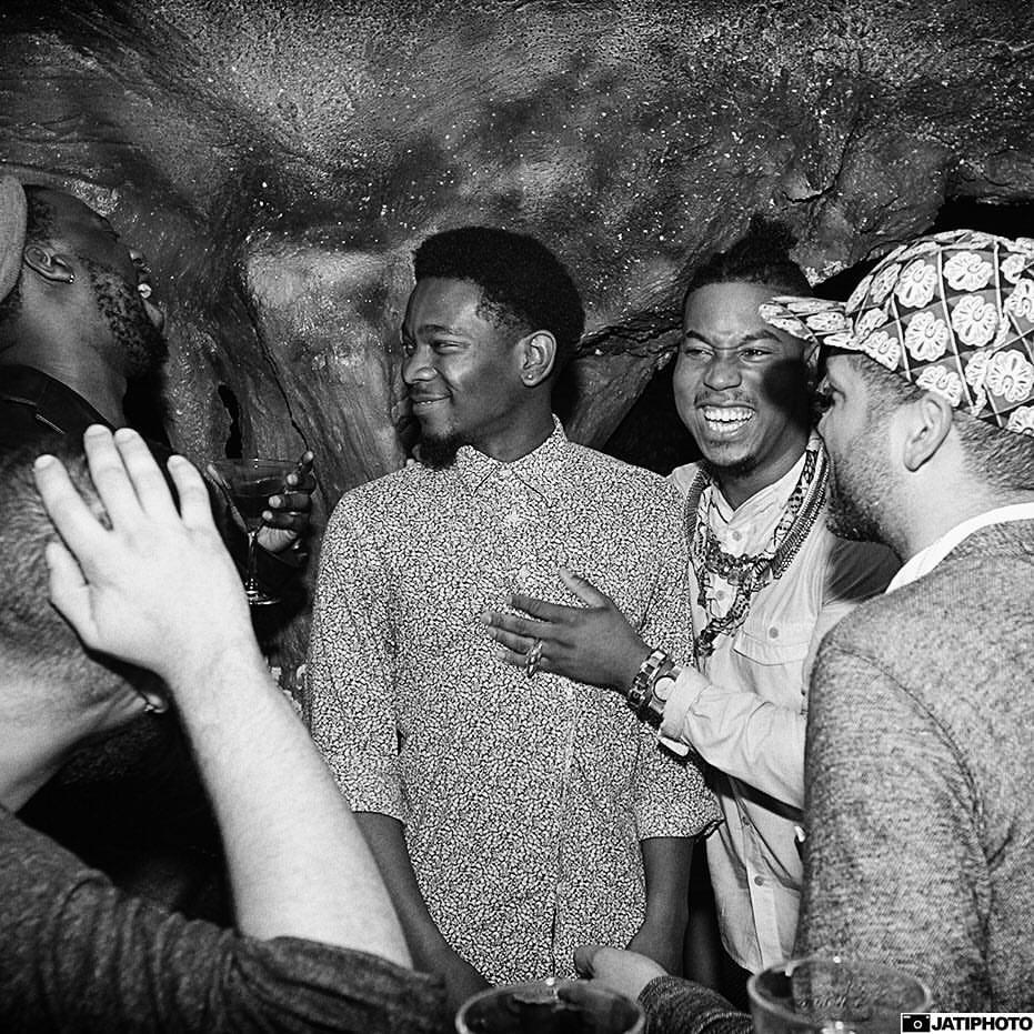Bohemian Caverns