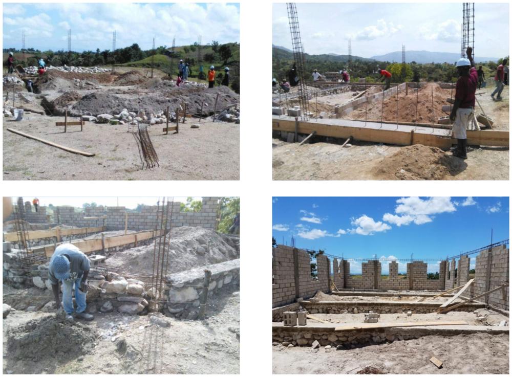THe Church in Colora Construction Progress