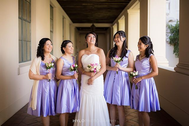 These ladies were hilarious and so much fun. Pro tip: if the bridesmaids have fun during the shoot, so will the bride!