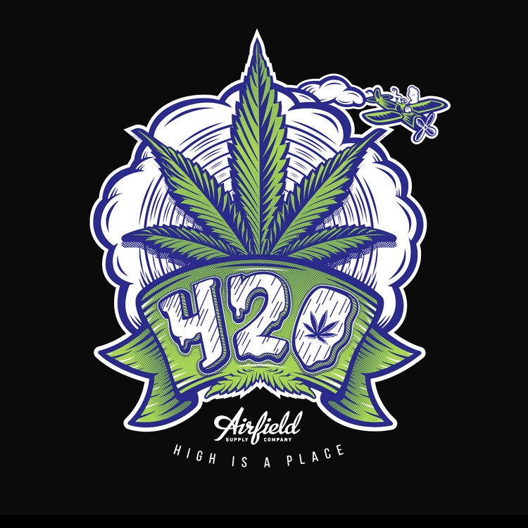 420 is near prepare for take off airfield supply co