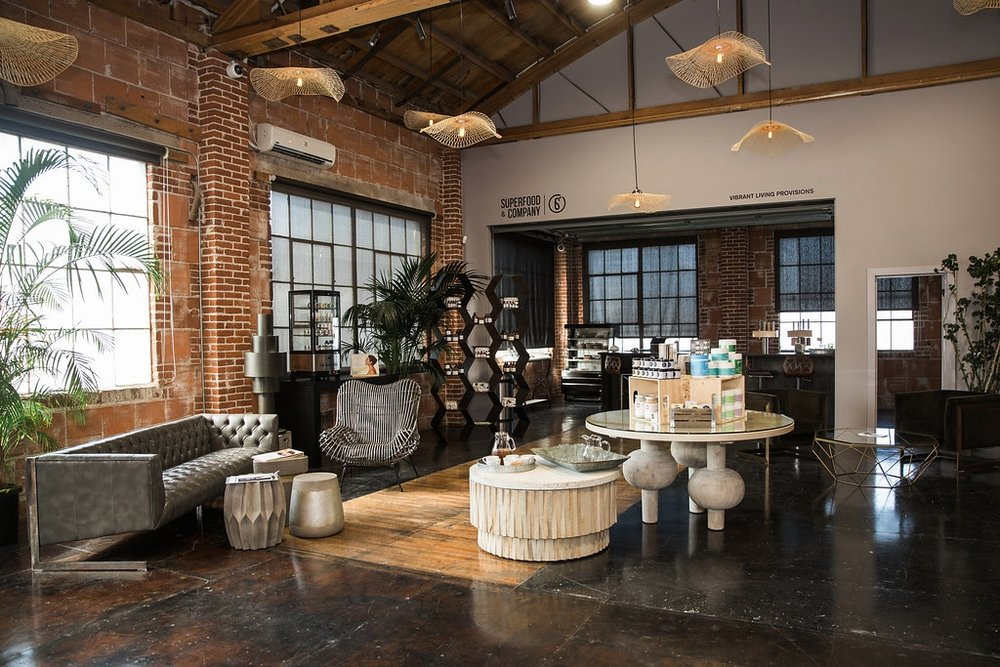 EXPERIENCE THE DIFFERENCE - VISIT OUR REBELLIOUS SPACE IN LITTLE ITALY