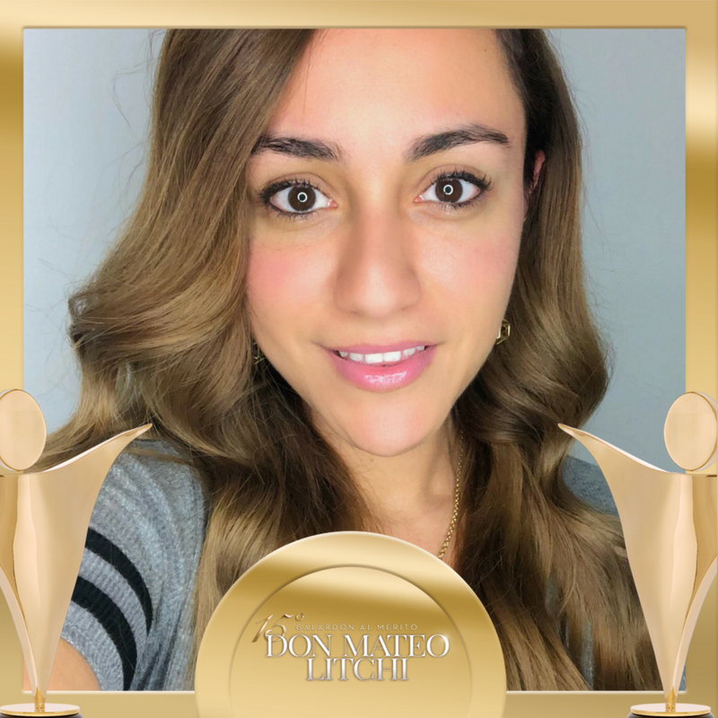 Karime García Sarquis - Don Mateo Litchi / International Award Winner